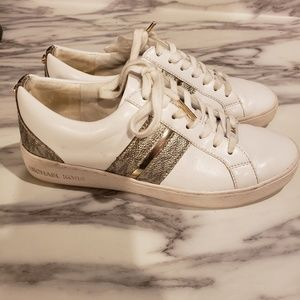 Michael Kors Catelyn Lace Up Sneaker